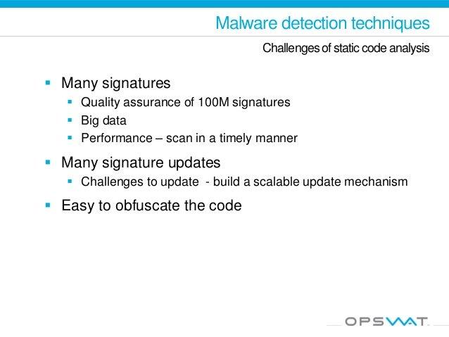 Malware and Anti-Malware Seminar by Benny Czarny