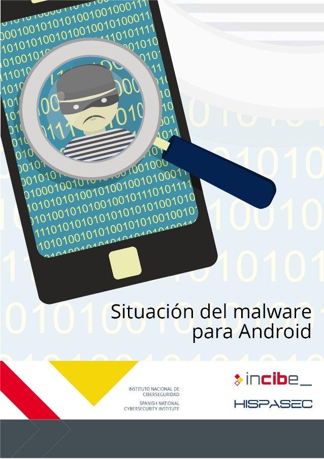 Situación del malware para dispositivos Android 1