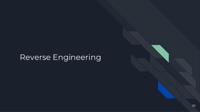 Reverse Engineering 53