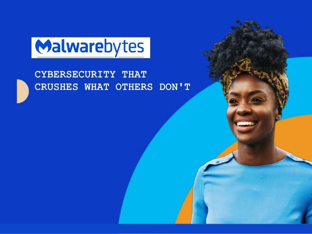 CYBERSECURITY THAT CRUSHES WHAT OTHERS DON'T