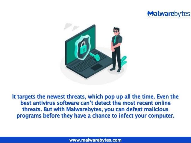 Malwarebytes Slide 3