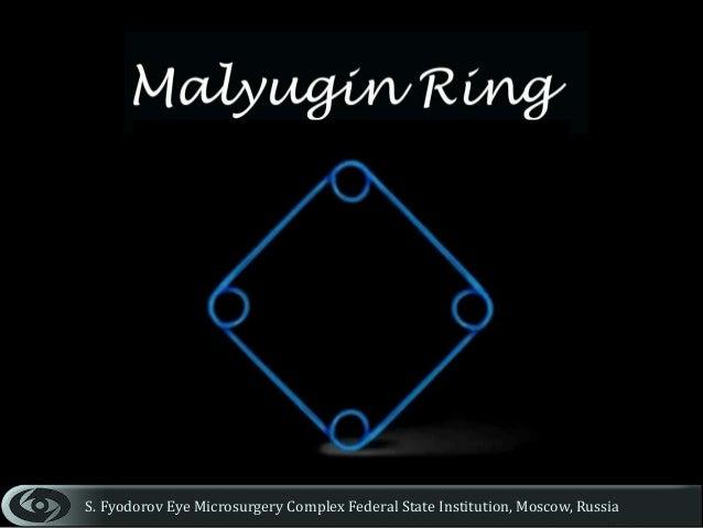 malyugin ring