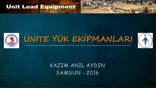 KAZIM ANIL AYDIN SAMSUN - 2016