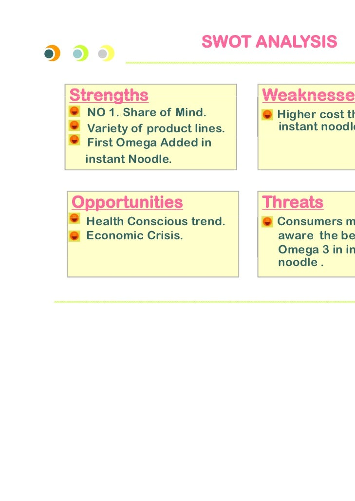 swot analysis of omega Fish oil is the prime ingredient in aqua feed and growth of the global aquaculture industry, subsequently results in the growth of the fish oil market moreover, the rising concern of chronic diseases among consumers results in the increasing awareness for omega 3 fish oil intake in various health supplements and functional food.