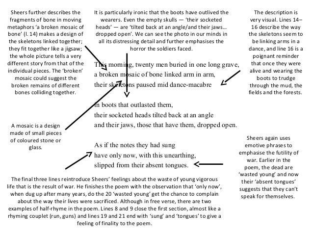 mametz wood poem essay