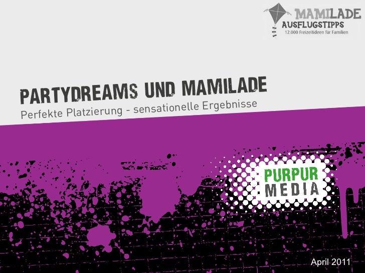 s und MameilasdePartydream- sensationelle Erg bnis e         gPerfekte Platzierun                                       Ap...