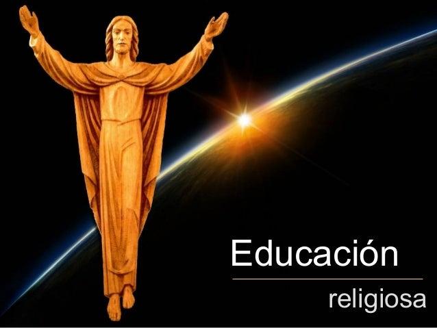 Educación religiosa                         Catecismo                        Les explicaba                      historia d...