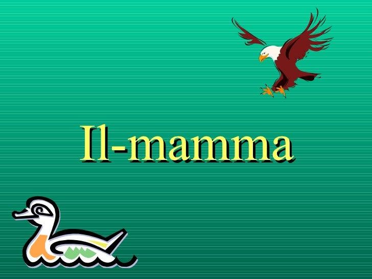 Il-mamma