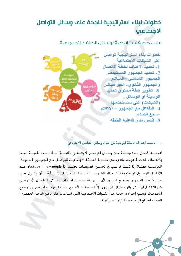 خطوات لبناء استراتيجية ناجحة على وسائل التواصل  الاجتماعي  قالب خطة إستراتيجية لوسائل الإعلام الاجتماعية  1 - تحديد أهداف ...