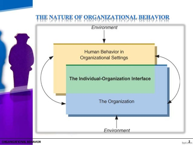 importance of organizational behavior to a Importance of organizational behavior organizational behavior is a systematic study of behavior of upper management, managers and employees and its impact on the performance of organization  one area of study that has increased in importance over the years is the study of organizational behavior.