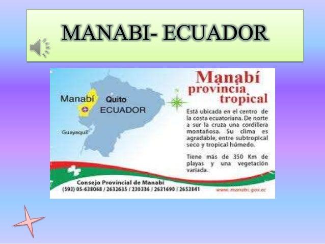 MANABI- ECUADOR