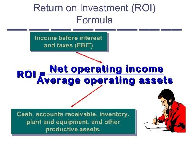 Required return on investment formula revenue jochen volz union investment de