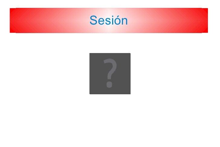 Sesión