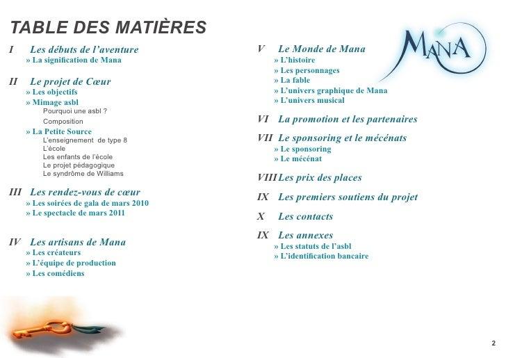 Mana Musical Dossier V14 Slide 2
