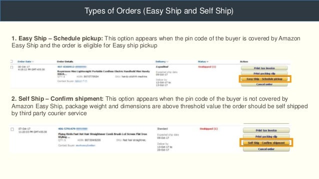 Manage amazon seller central commision, payments, seller