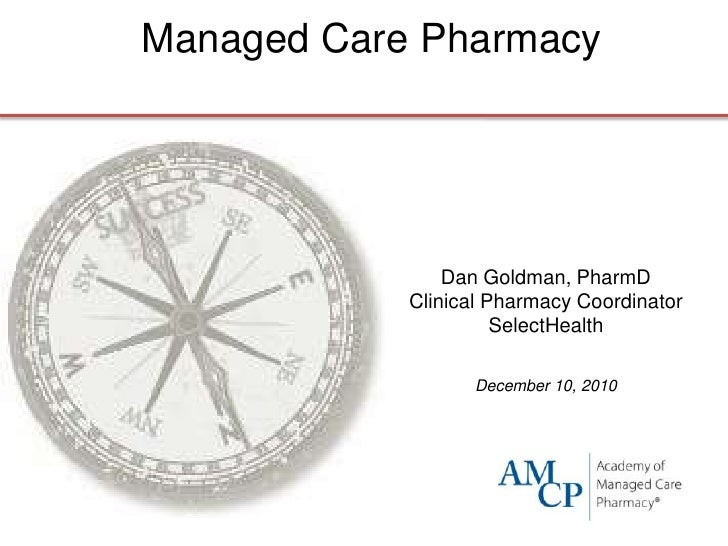 Managed Care Presentation for Students