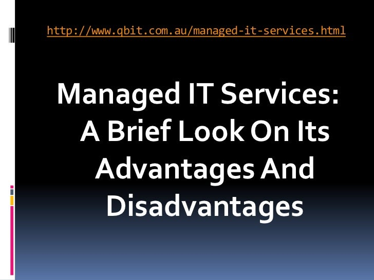 Managed IT Services Slide 3