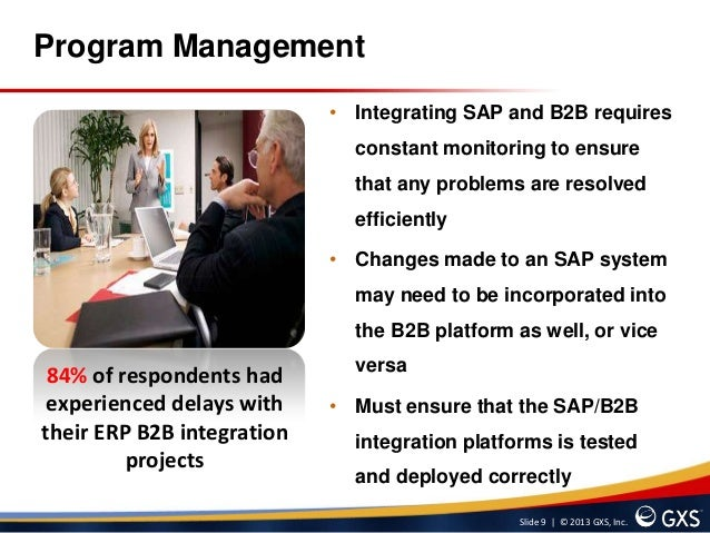 Gxs managed services for sap part 1 b2b system 9 sciox Images