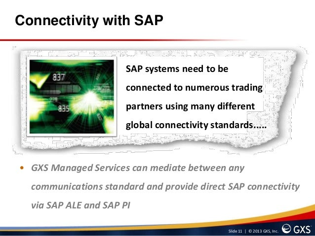 Gxs managed services for sap part 2 11 sciox Choice Image