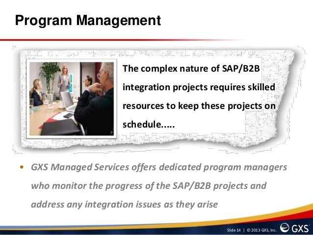 Gxs managed services for sap part 2 14 sciox Images