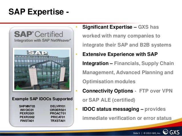 Gxs managed services for sap part 2 sciox Images