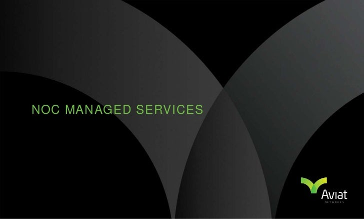 NOC MANAGED SERVICES
