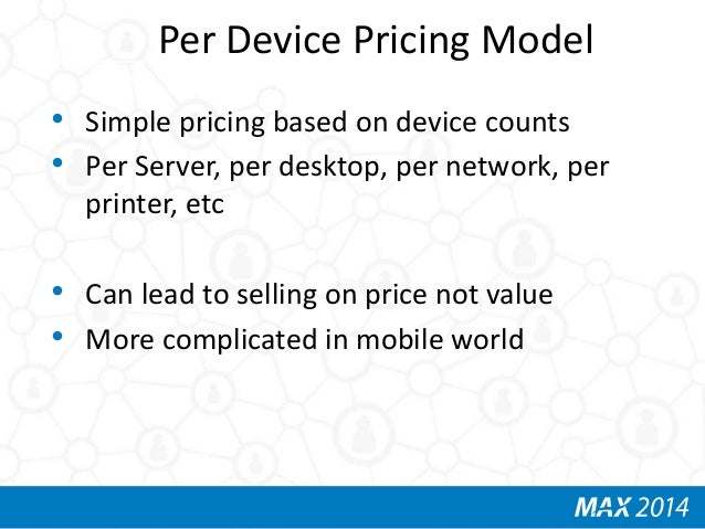 Managed Services in 2014: Pricing and Positioning - Dave Sobel