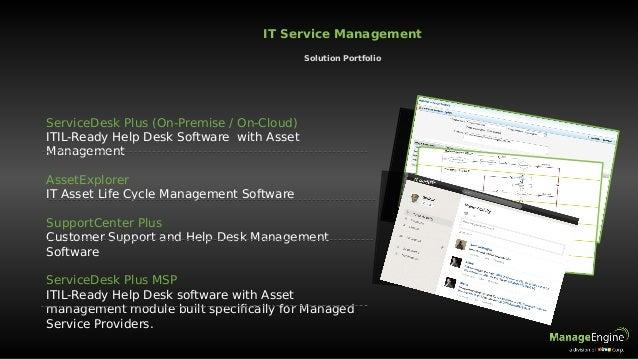 ITLC Hanoi - Manage Engine - ITSM - ITOM