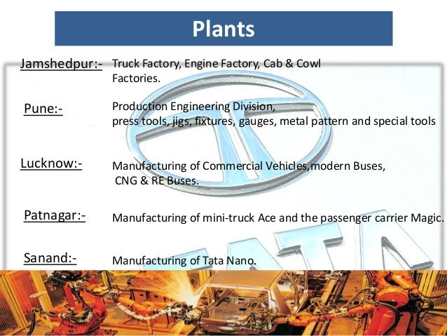 Ppt on tata motors limited by mohamedarif and his team 10 asfbconference2016 Choice Image