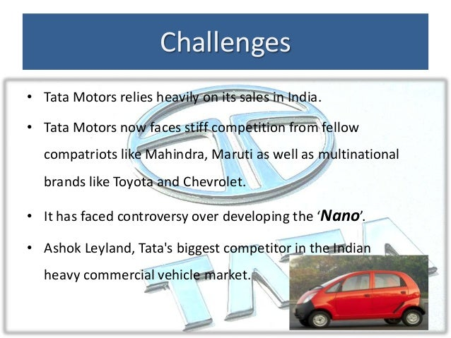 Ppt on tata motors limited by mohamedarif and his team 14 conclusion tata asfbconference2016 Choice Image