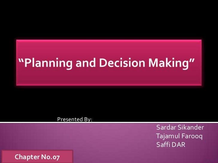 Presented By:                            Sardar Sikander                            Tajamul Farooq                        ...