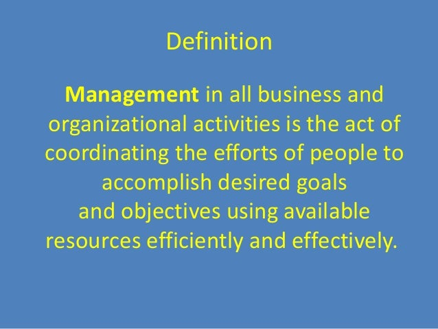 Marketing and Functions