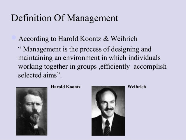 koontz and weihrich Koontz h weihrich h management 10th editionpdf free download here chapter 1 introduction to management.