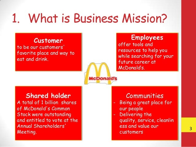 "analysis of the business process of mcdonalds Every second counts in the fast-food business  ""any time the cooking process  begins after the customer orders, the service time will be slower."