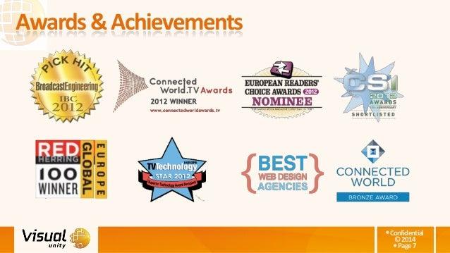 Confidential ©2014 Page7 Awards&Achievements