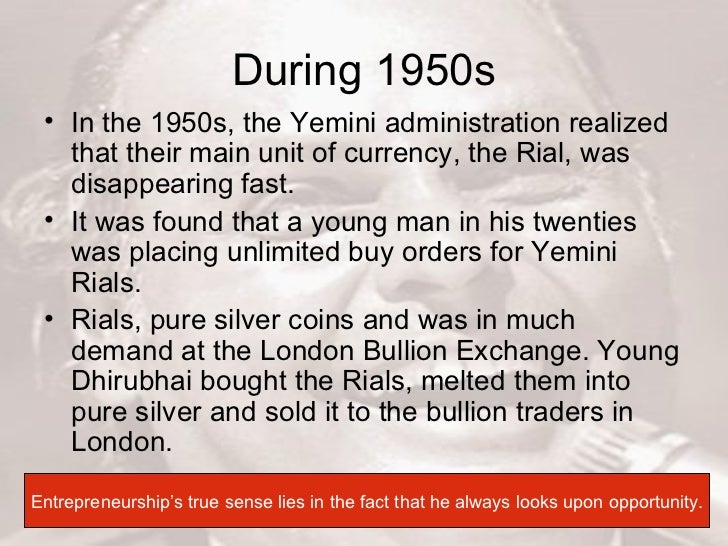 During 1950s <ul><li>In the 1950s, the Yemini administration realized that their main unit of currency, the Rial, was disa...