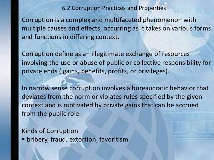 the behaviors of multinational corporations to the acts of bribery and corruption in the internation Rise in enforcement of the us foreign corrupt practices act and  4  transparency international, corruption perceptions index   country results  17 carter dougherty, germany takes aim at corporate  corruption, int'l  another facet of the law encourages correcting behavior by.
