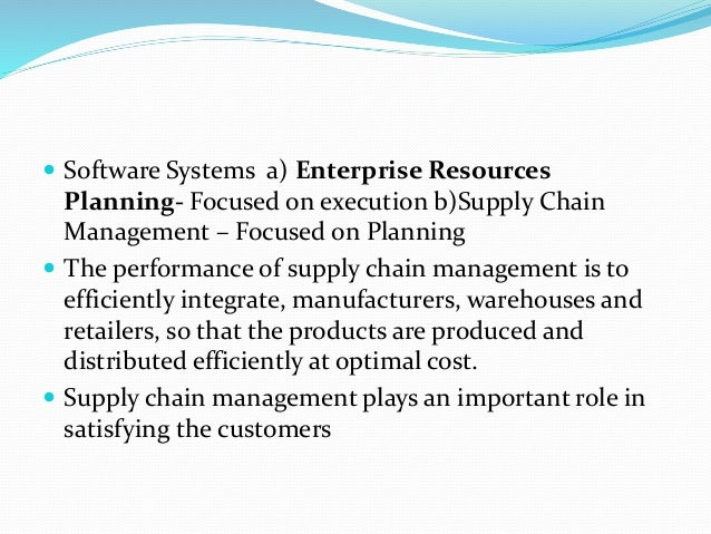 tqm in supply chain Tqm in supply chain management 33 tools and techniques of tqm have been used to address sustainability requirements in scm in the discussion, we propose using tqm more.