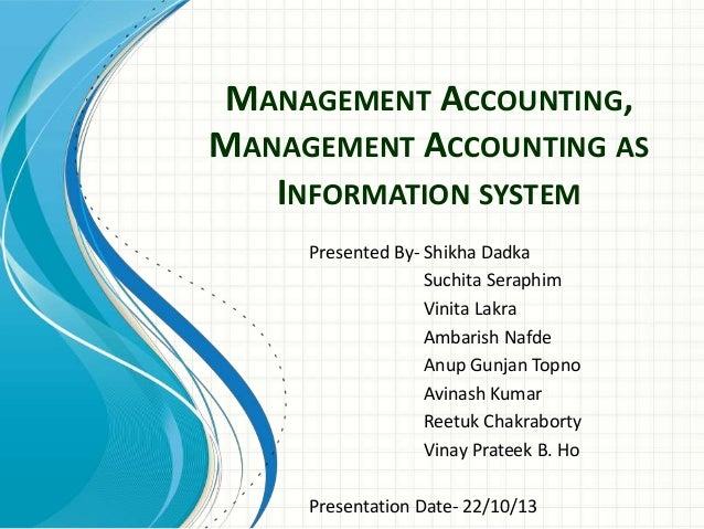 Acct1014 management accounting systems