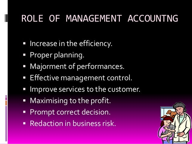 role of management accounting in international Roles and responsibilities of accounting firms toggle international auditing even when gross auditor negligence is identified in management fraud.