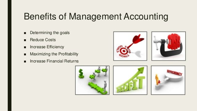 conclusion of role management accounting in decision making Information accounting management is usually referred to as managerial accounting or cost accounting the main role of accounting managers is to analyze the financial information of a.