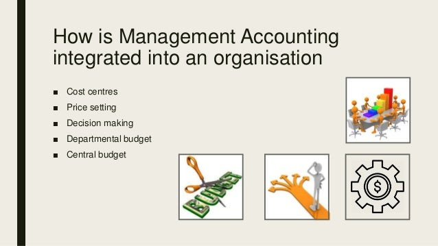 role and practices in management accounting Accountant who work in manufacturing companies the research also tries to  measure whether the management accounting practices, the role of management .