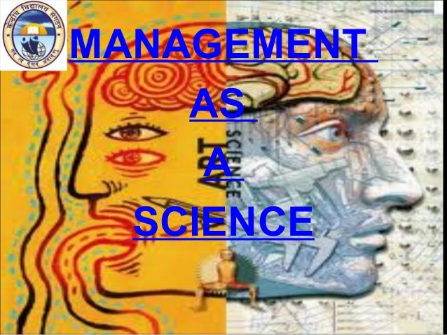 is management an art Management: the place where art, craft and science meet an interview with  professor henry mintzberg i.