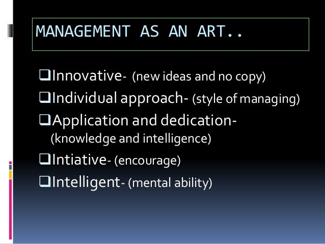 is educational administration an art or science Arts administration (alternatively arts management) is the field that concerns  business  seeking continuing education or professional development education.