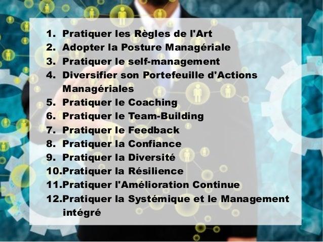 Management : Bonnes Pratiques Slide 3