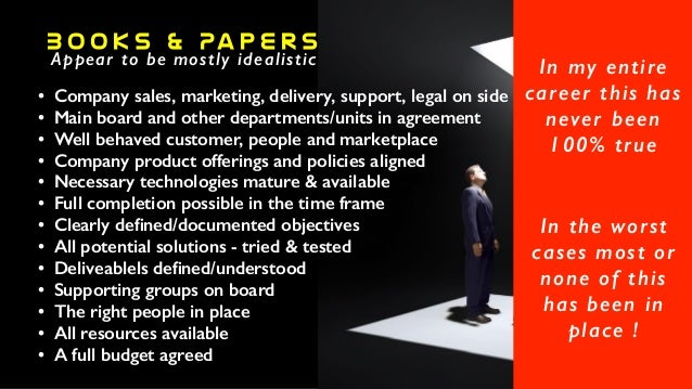 Management by the numbers - a small part of my journey Slide 2