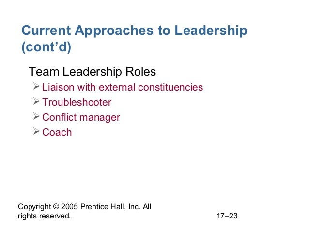 Understanding Leader Emotional Intelligence and Performance