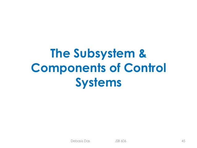 The promise of management control systems