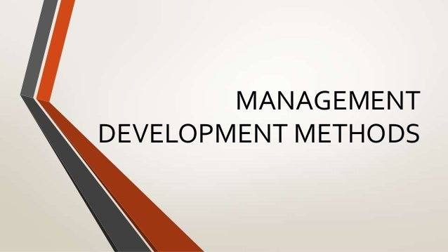 management development techniques Project management is the practice of initiating, planning, executing, controlling, and closing the work of a team to achieve specific goals and meet specific success criteria at the.