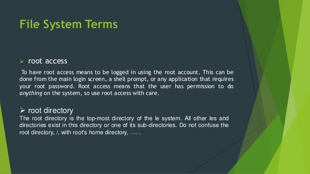 Management file and directory in linux